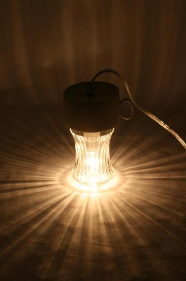 """LAMPE """"EN TERRASSE"""""""