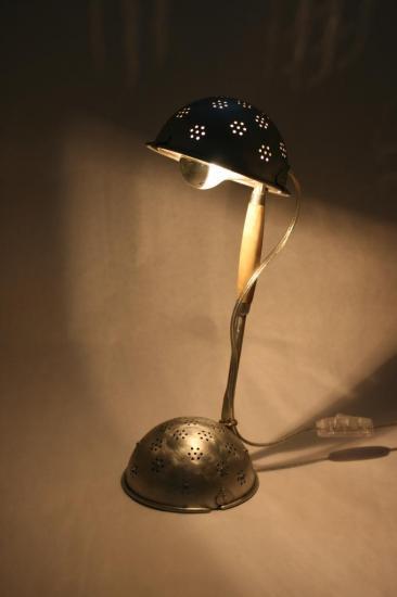 "ARCHIVES LAMPE ""GUNDA"""
