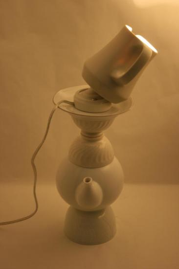 "LAMPE ""ADELAIDE"""