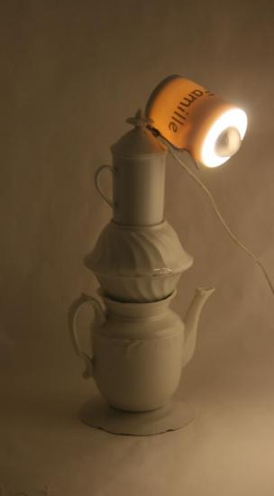 "ARCHIVES LAMPE ""ALAIS"""