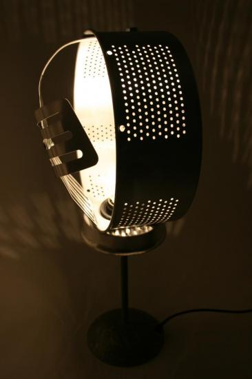 "ARCHIVES LAMPE ""BELLE DE NUIT"""