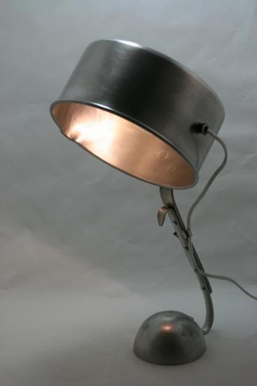 "ARCHIVES LAMPE ""BIG PAN"""