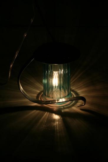 """VENDUE LAMPE """"Bleuet"""""""