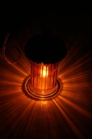 """VENDUE Lampe """"Cannelle"""""""