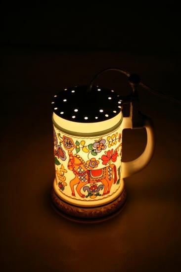 "VENDUE LAMPE ""Cavalerie"""