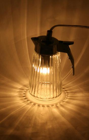 "ARCHIVES LAMPE ""CHARLES"""