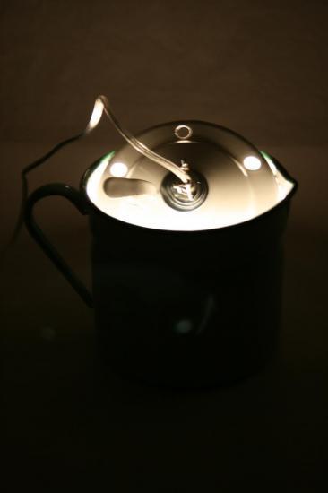 "Lampe ""Chaud Bouillant"""