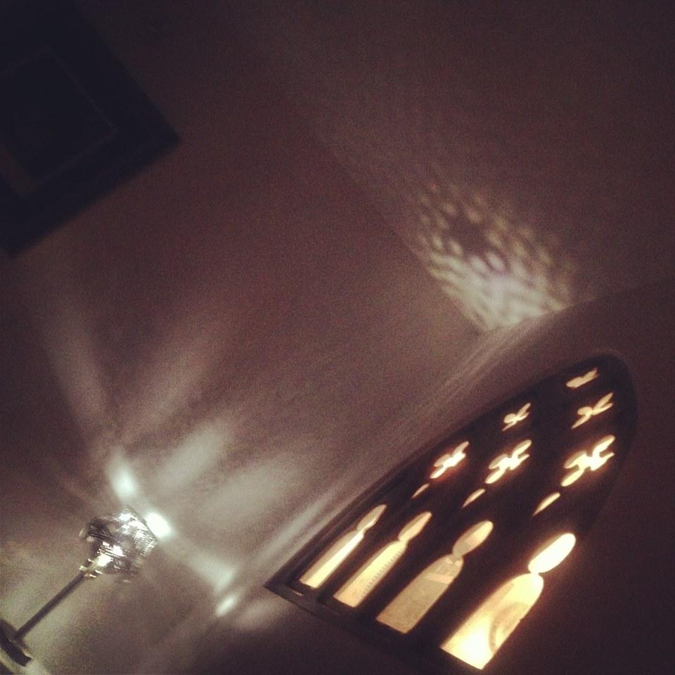 Chez Delphine.