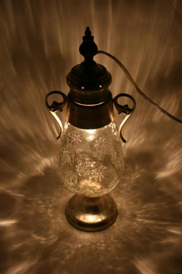 "ARCHIVES LAMPE ""DAUPHINE"""