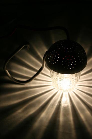 """VENDUE Lampe """"Eglantine"""""""