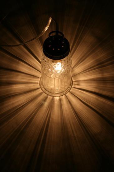 """VENDUE Lampe """"Floc"""""""