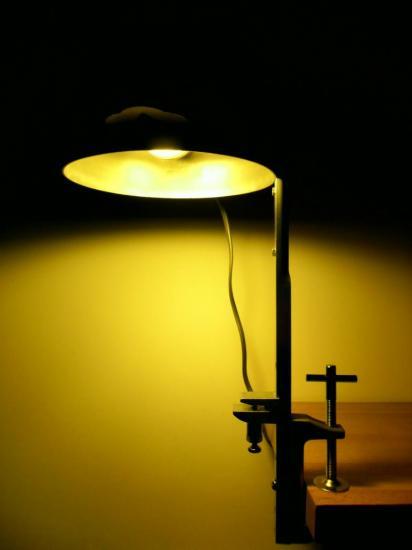 "LAMPE ""HEATHER"""