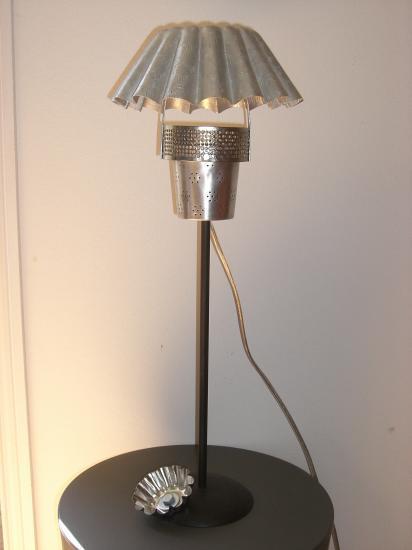 "Lampe ""Mam'selle"""
