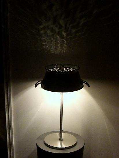 "VENDUE LAMPE ""PURE"""