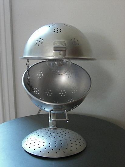 """VENDUE """"Lampe Météo"""""""