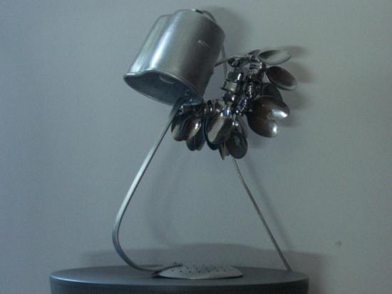 """VENDUE Lampe """"Grand Chef"""""""