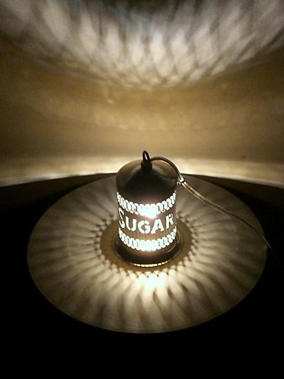 "VENDUE Lampe ""Sugar"""