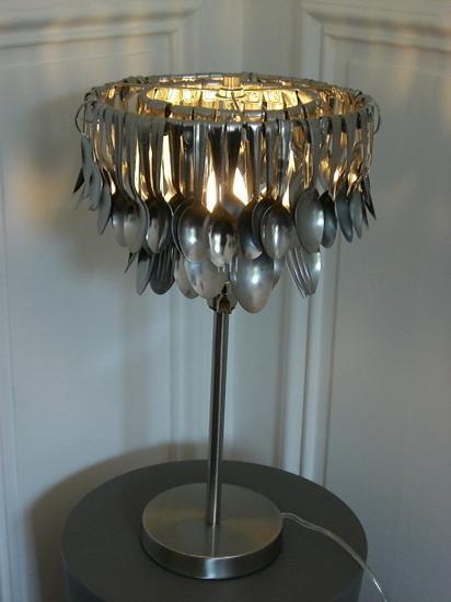 """VENDUE Lampe """"Danse de dessert"""""""