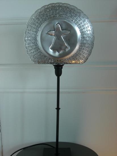 """VENDUE Lampe """"Dentellière"""""""