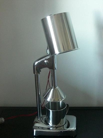"""VENDUE Lampe """"Fluide"""""""