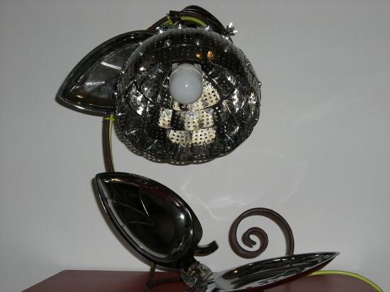 """VENDUE Lampe """"Clochette"""""""