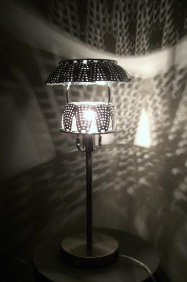 """VENDUE Lampe """"Mecano de cuits vapeur"""""""