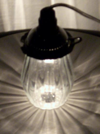 """VENDUE Lampe """"Verticalithé"""""""