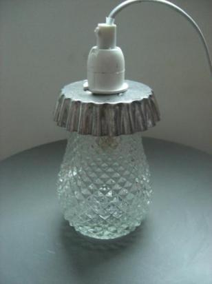 "ARCHIVES Lampe ""Cristallise"""