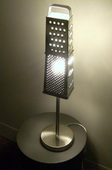 """Lampe """"Mere et fille"""""""