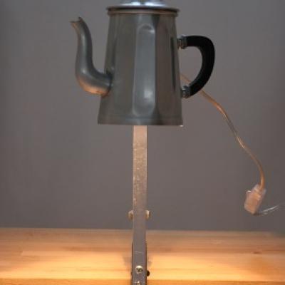 ARCHIVES LAMPE à ETAGERE