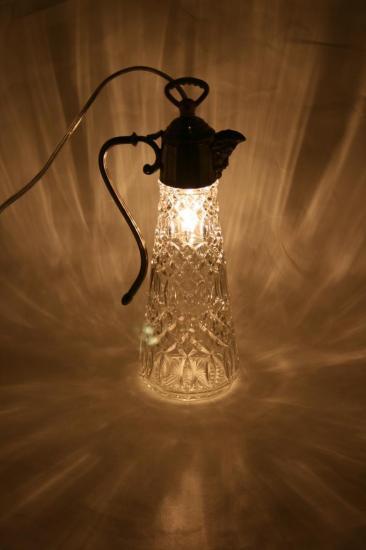 "VENDUE LAMPE ""JR"""