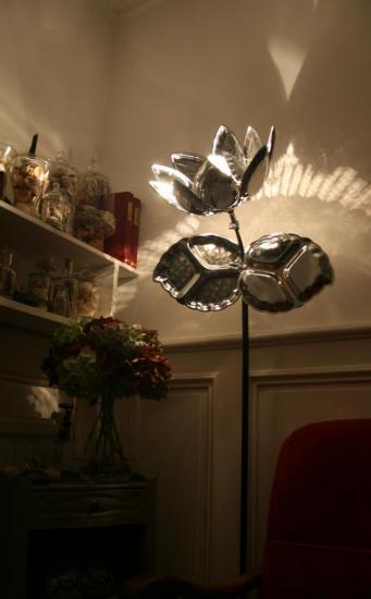 """LAMPADAIRE """"LA DIOREE"""""""