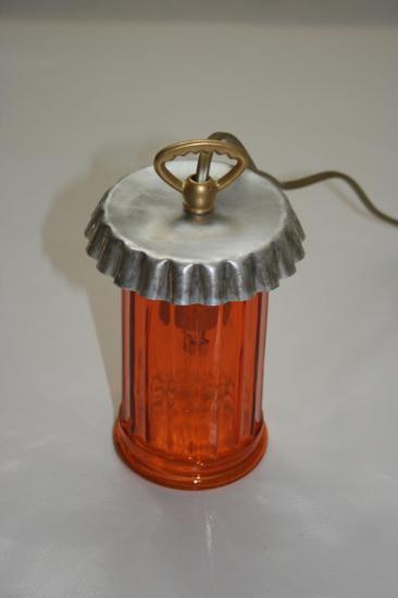 """VENDUE """"Mignardise Orange"""" Lampe"""
