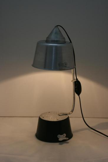"ARCHIVES LAMPE ""GERMAINE"""