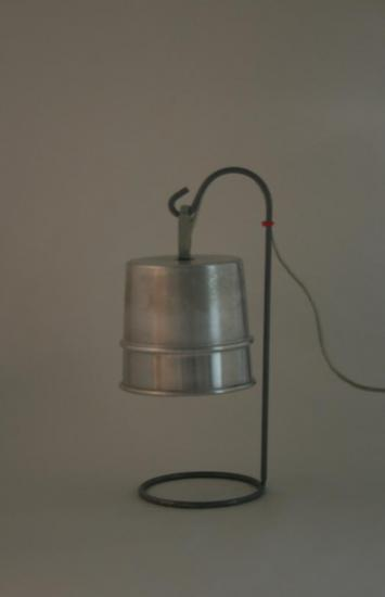 "ARCHIVES LAMPE ""LANDRY"""