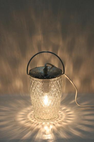 "ARCHIVES LAMPE ""LANTERNE AB"""