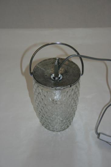 """VENDUE Lampe """"Lanterne Grise"""""""