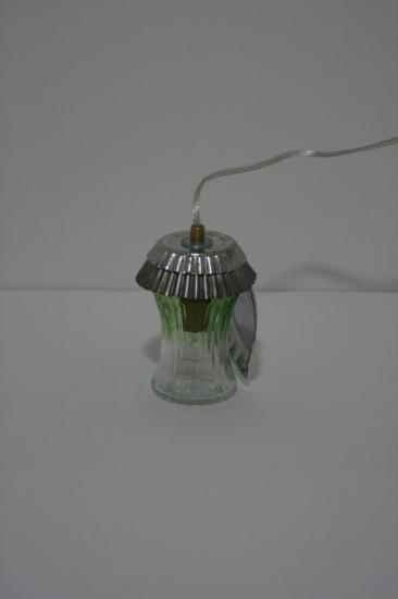 """LAMPE """"PRUNETTE REINE-CLAUDE"""""""