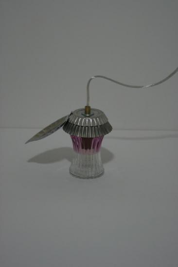 """LAMPE """"PRUNETTE QUETSCHE"""""""