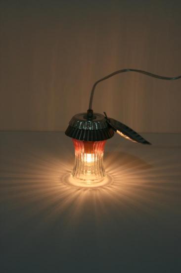 """LAMPE """"PRUNETTE MIRABELLE"""""""