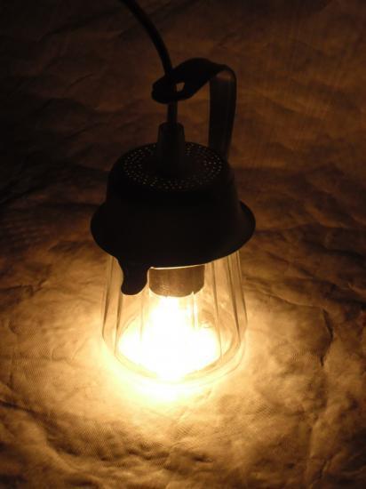 "VENDUE Lampe ""Monsieur"""