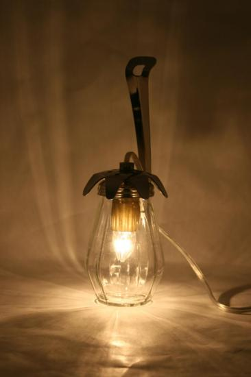 "ARCHIVES LAMPE ""VOLTIGEUSE"""
