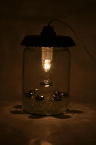 """ARCHIVES LAMPE """"BONBONNIERE"""""""