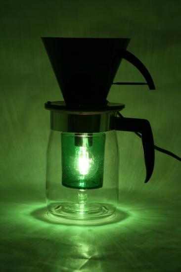 "LAMPE ""CAFEIER"""