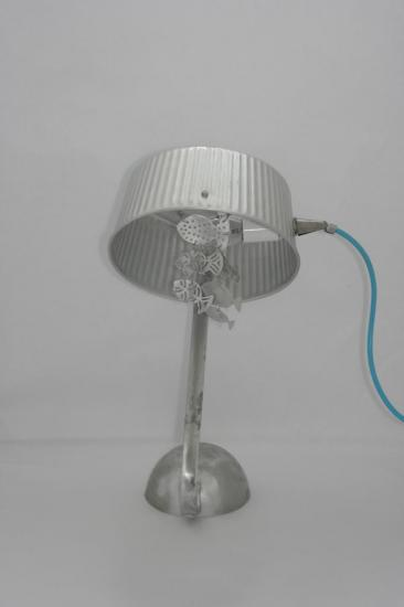 "ARCHIVES LAMPE ""PESKED"""