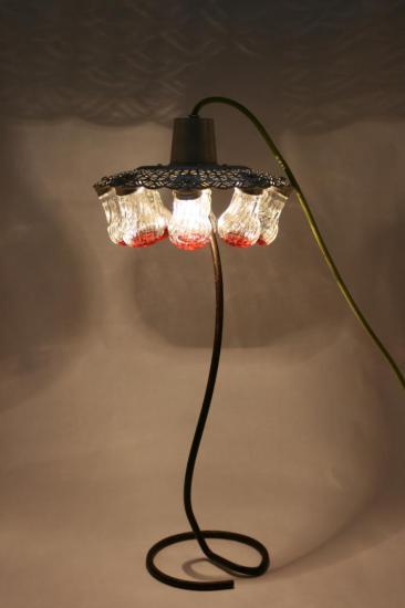 """ARCHIVES LAMPE """"ROSETTE"""""""