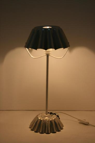 "ARCHIVES LAMPE ""GISELE"""
