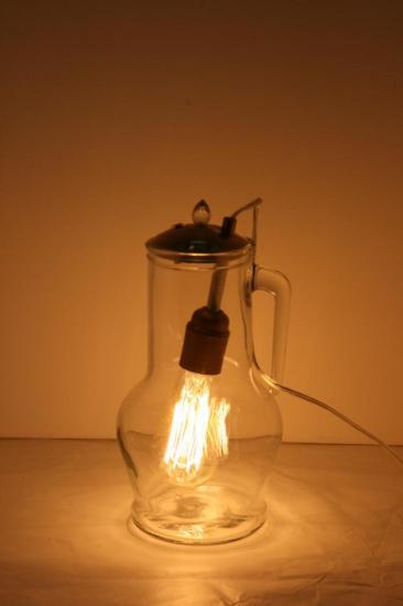 "ARCHIVES LAMPE ""ROLANDE"""