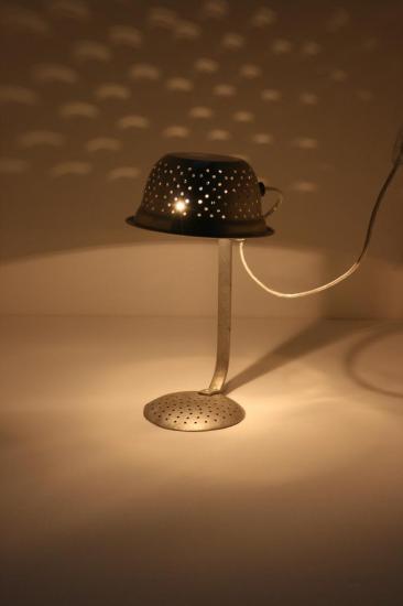 "ARCHIVES LAMPE ""MÔME"""