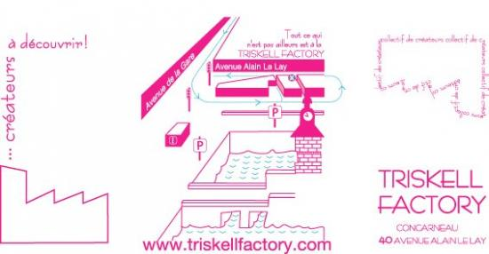 """Boutique de créateurs la """"Triskell Factory"""""""